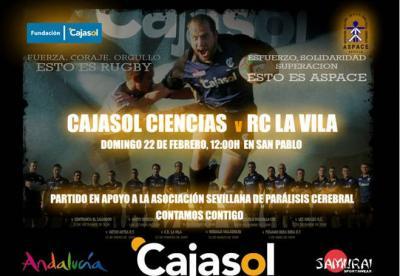 CAJASOL CIENCIAS - C.R. LA VILA