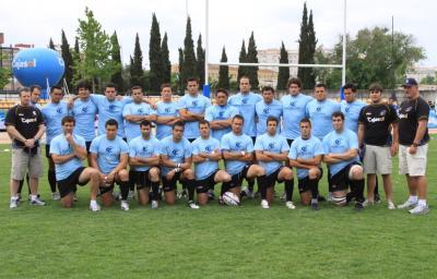 CRÓNICA Y FOTOS. FINAL COPA DEL REY RUGBY. CAJASOL CIENCIAS 26-CRC MADRID 34